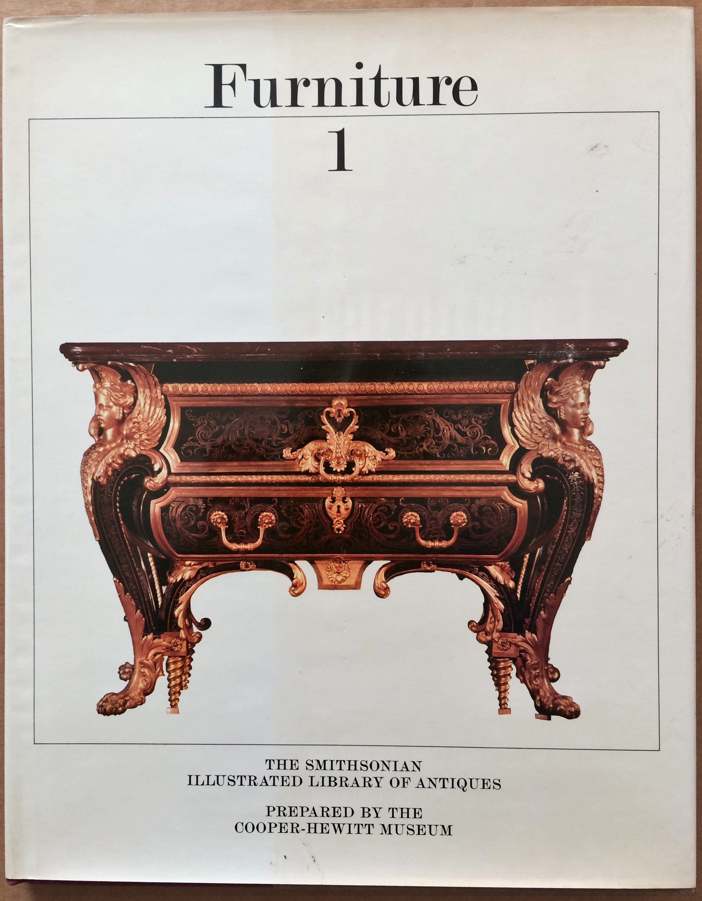 Image for Furniture 1, Prehistoric Through Rococo with  Furniture 2, Neoclassic to the Present