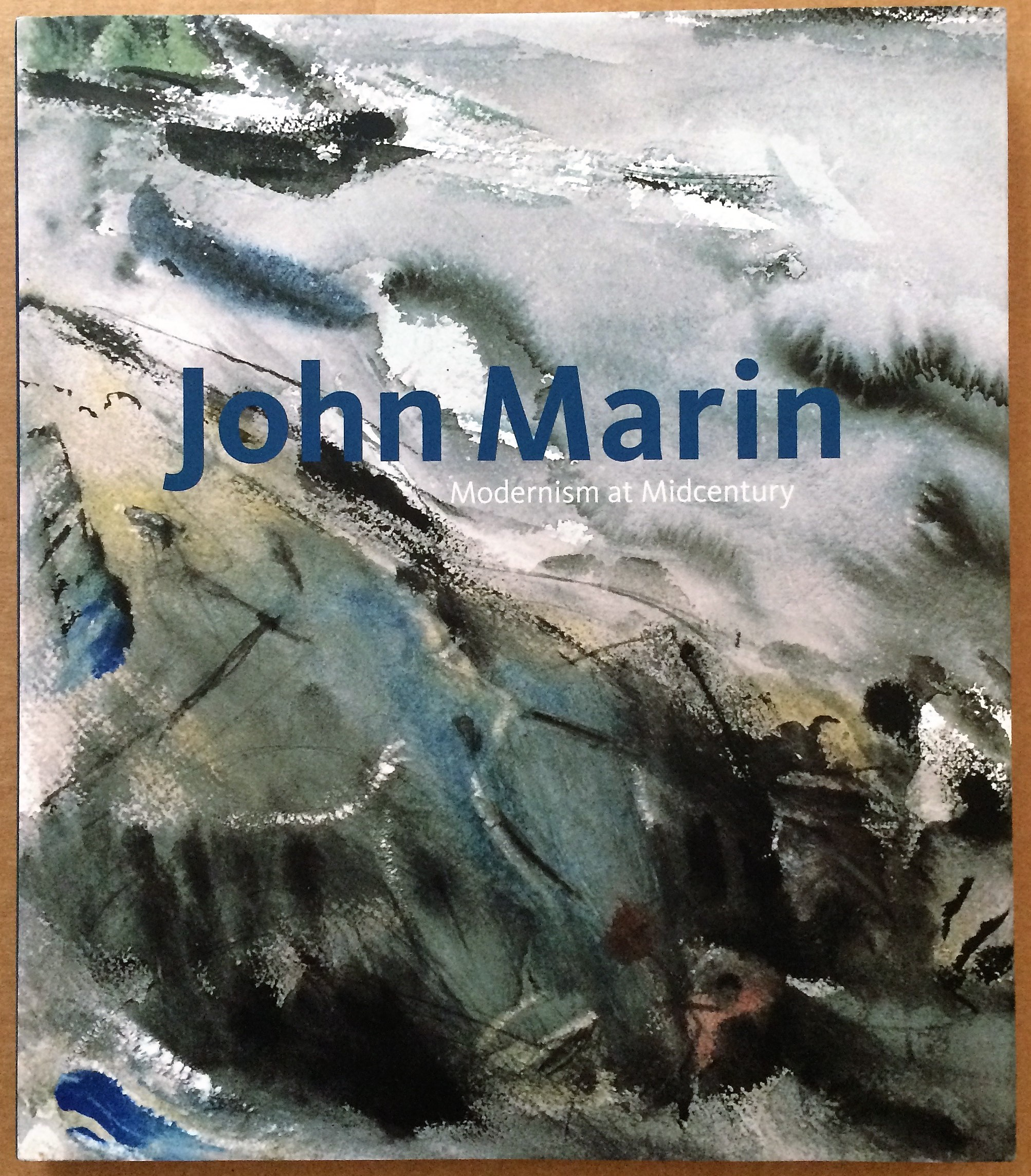 Image for John Marin, Modernism at Midcentury