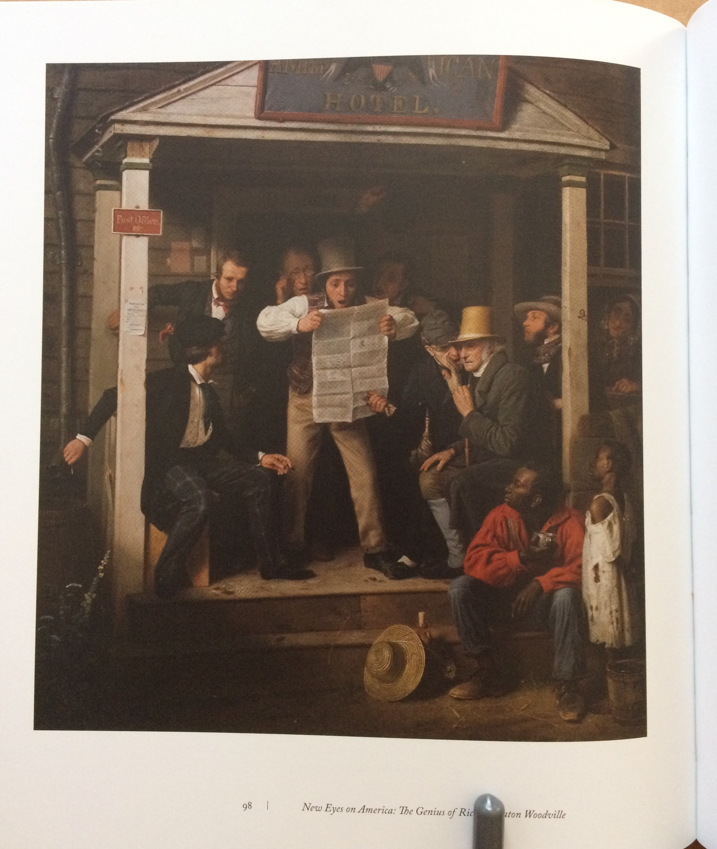 Image for New Eyes on America: The Genius of Richard Caton Woodville