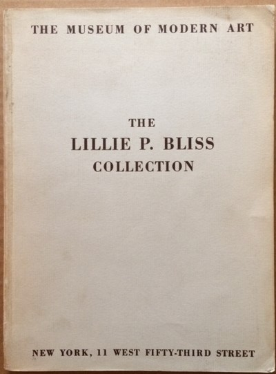 Image for The Lillie P. Bliss Collection