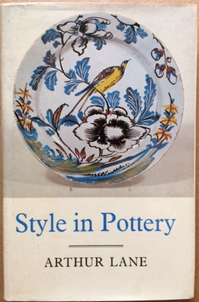 Image for Style in Pottery