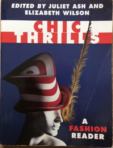 Image for Chic Thrills, a Fashion Reader