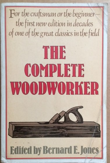 Image for The Complete Woodworker