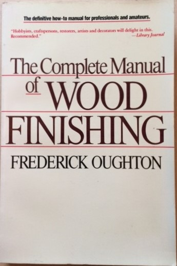 Image for The Complete Manual of Wood Finishing