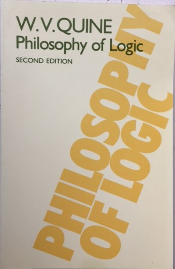 Image for Philosophy of Logic. Second Edition