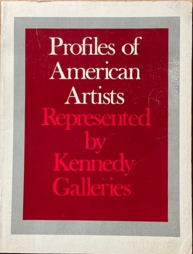 Image for Profiles of American Artists Represented by Kennedy Galleries