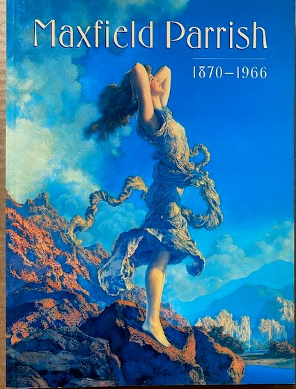 Image for Maxfield Parrish, 1870-1966