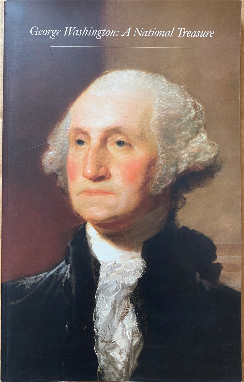 Image for George Washngton: A National Treasure